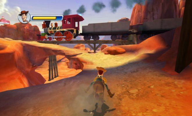 Серия игр Toy Story
