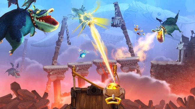 Серия игр Rayman