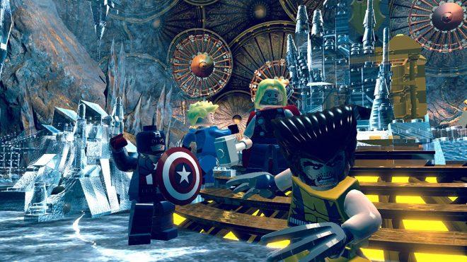 Серия игр LEGO