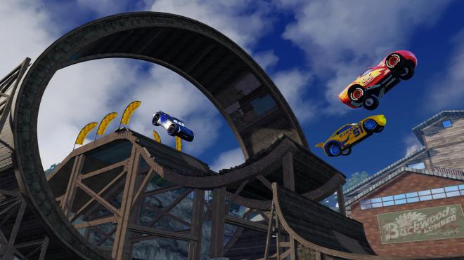Серия игр Cars