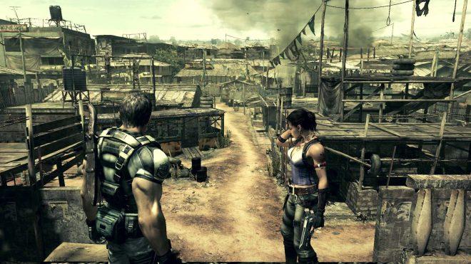 Resident Evil 5, 6