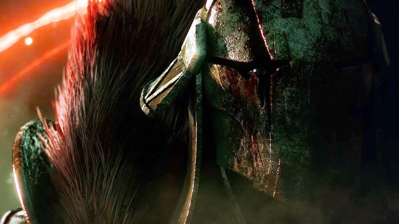 Дебютный геймплей Babylon's Fall