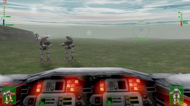 MechWarrior 3: Pirate's Moon (1999)