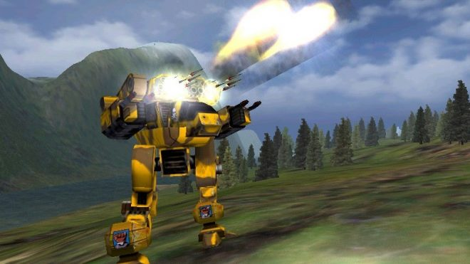 MechWarrior 4: Black Knight (2001)