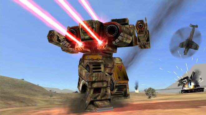 MechWarrior 4: Mercenaries (2002)