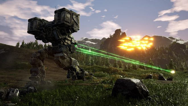 MechWarrior 5: Mercenaries (2019)