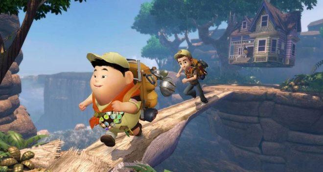 RUSH: A Disney – PIXAR Adventure