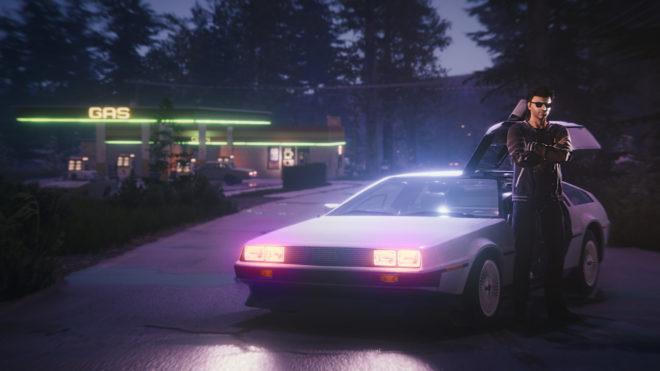 American Theft 80s