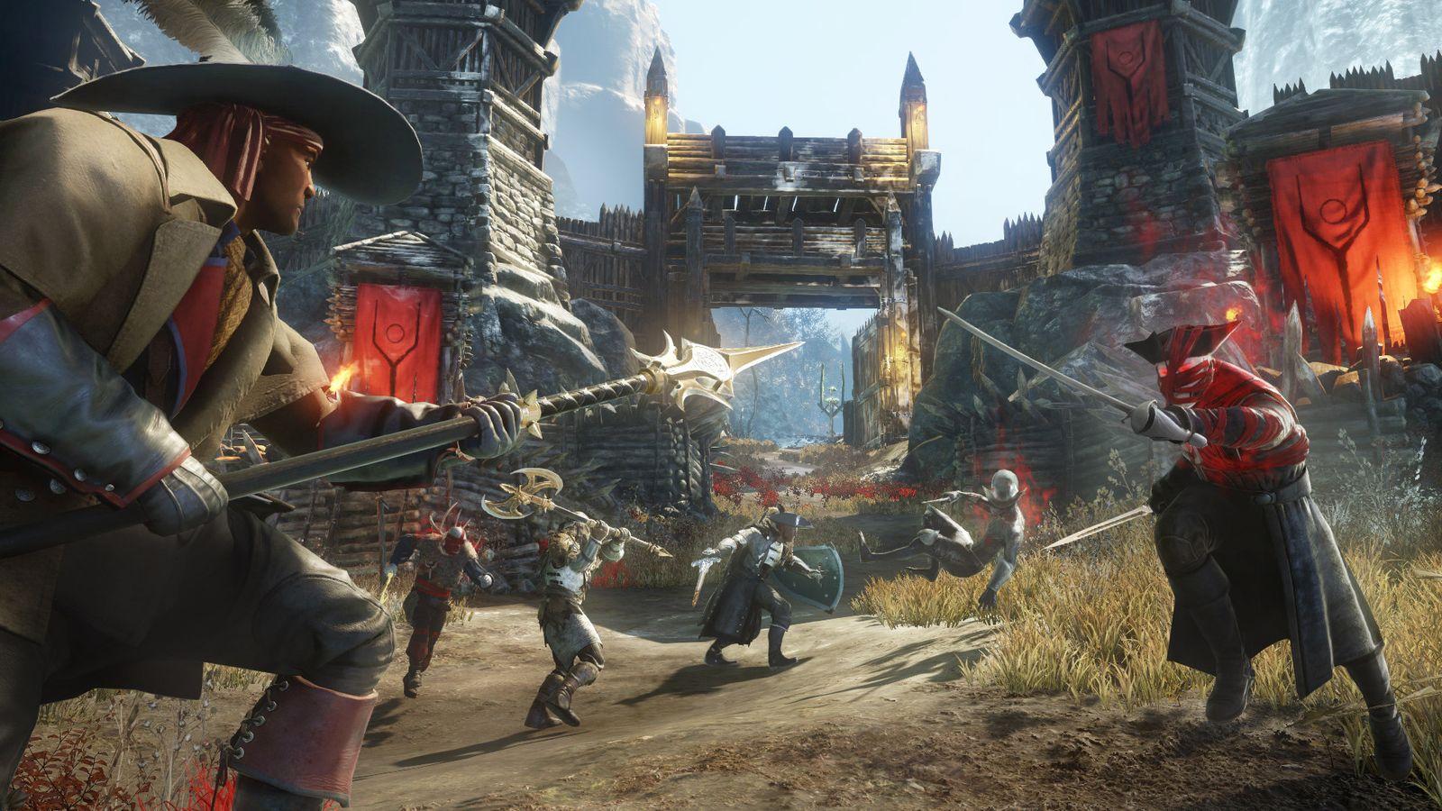 TGA 2019: Новый трейлер и старт предзаказов MMORPG New World