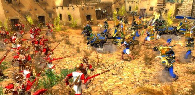 ancient wars