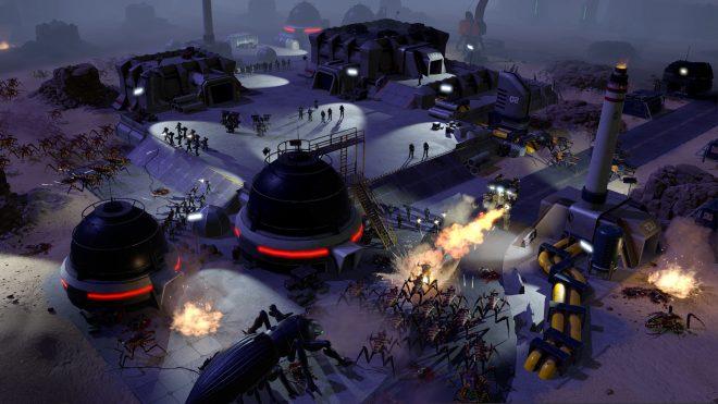 Starship Troopers – Terran Command