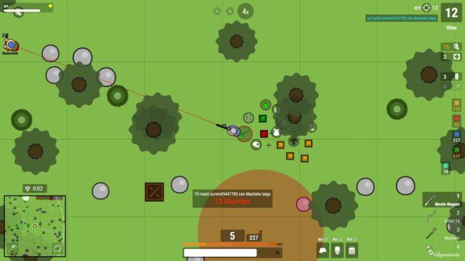 Surviv.io – 2D Battle Royale