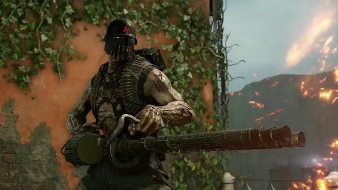 "Картинки по запросу ""Zombie Army 4: Dead War hell machine"""