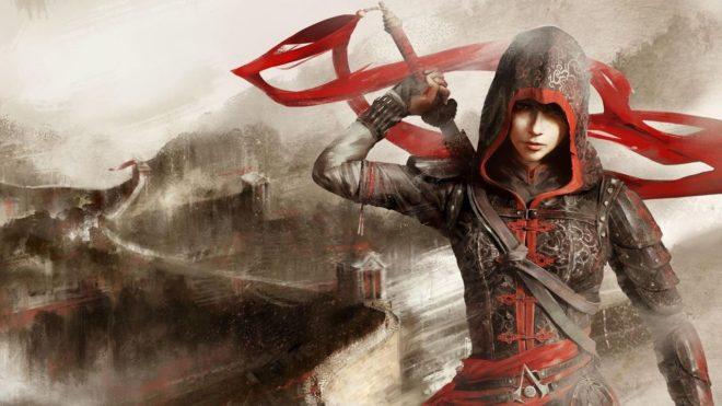 Assassin's Creed Chronicles: China (2015)