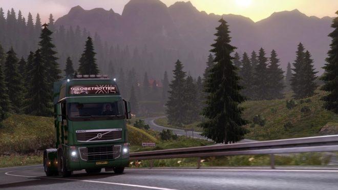 Euro Track Simulator 2