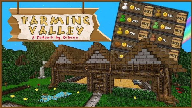 Farming Valley: Minecraft Modpack