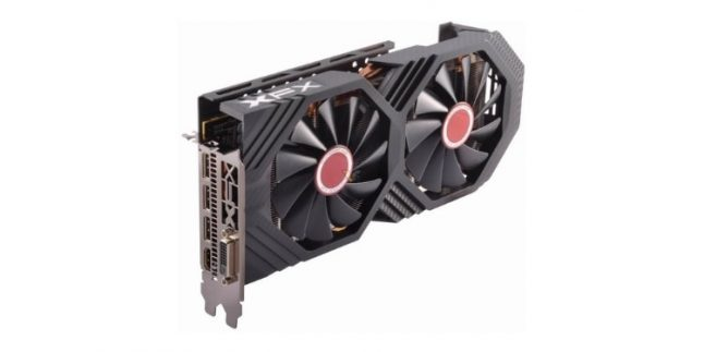 RX 580 4GB XFX GTS XXX Edition