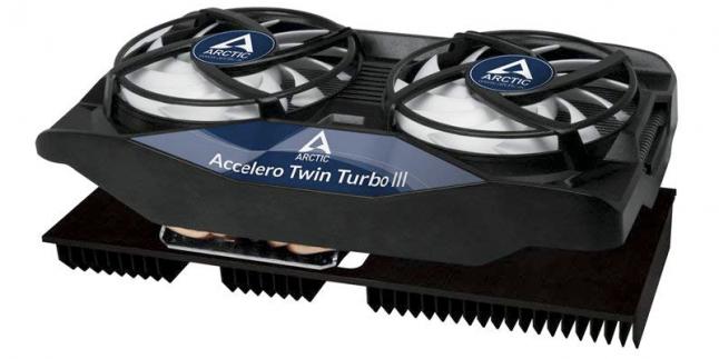 arctic accelero twin turbo iii