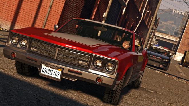 Серия Grand Theft Auto