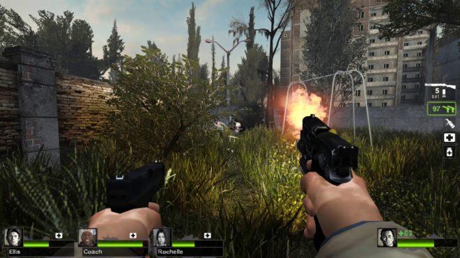 Left 4 Dead 2: «Chernobyl: Chapter One» (DLC)