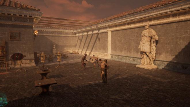 Become a Gladiator VR : 1v1 PVP