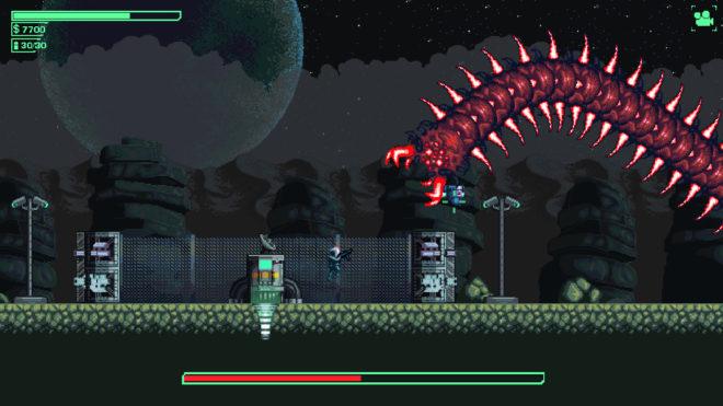 Pixel Gladiator