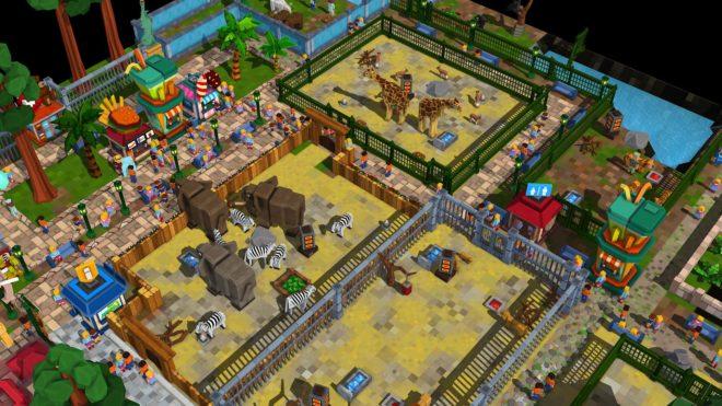 Zoo Constructor