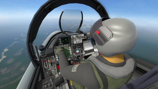 VTOL VR