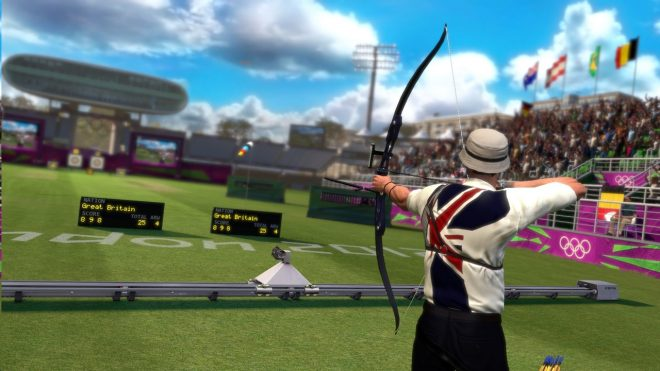 London 2012: The Official VideoGameof the OlympicGames