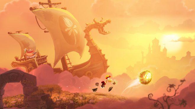 Rayman Приключения
