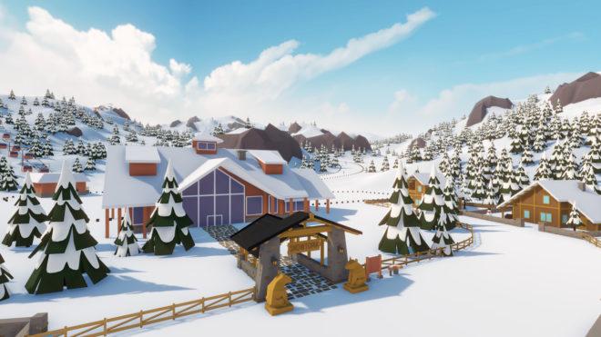 Snowtopia: Ski Resort Builder