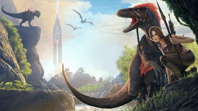 В Epic Games Store началась бесплатная раздача ARK ...