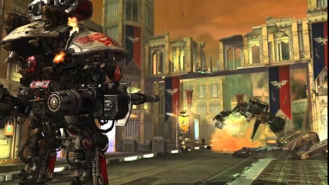 Warhammer 40, 000: Freeblade