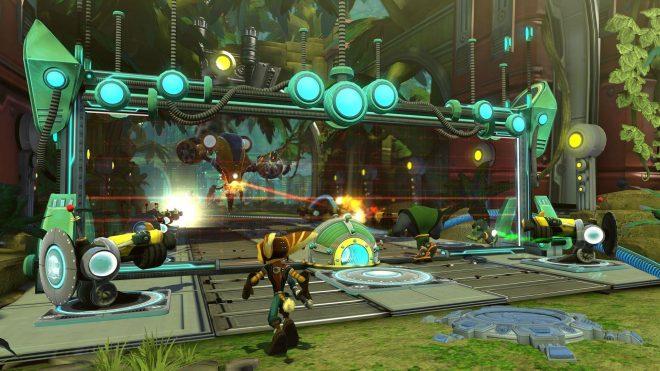 Ratchet & Clank: Full Frontal Assault (2012)