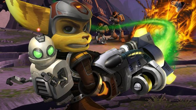 Ratchet & Clank: Up Your Arsenal (2004)