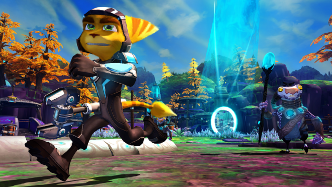 Ratchet & Clank: A Crack in Time (2009)