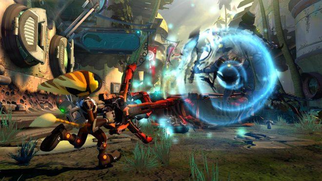 Ratchet & Clank: Into the Nexus (2013)