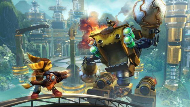Ratchet & Clank: Tools of Destruction (2007)