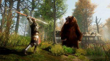 Новый геймплей MMORPG New World