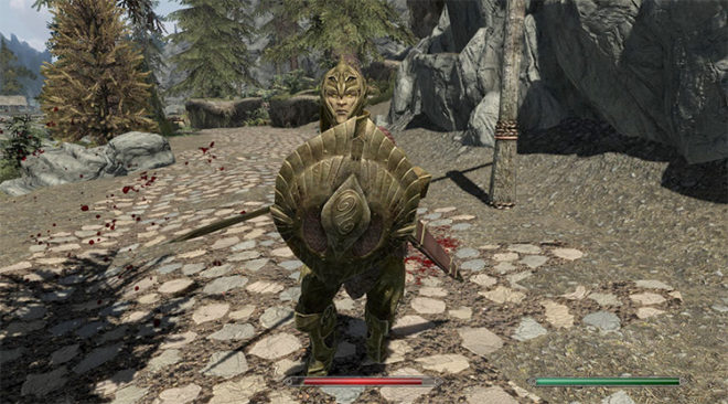 Thalmor Only Use Elven Weapons and Armor