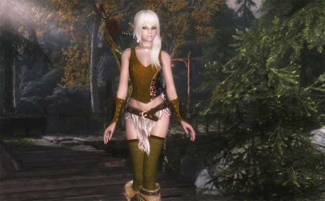 Eryniel Elf Reborn