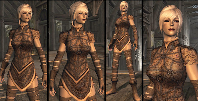 Light Elven Armor