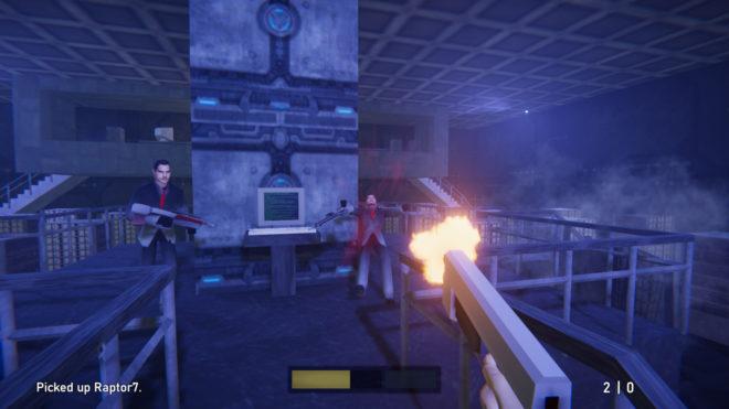 Agent 64: Spies Never Die