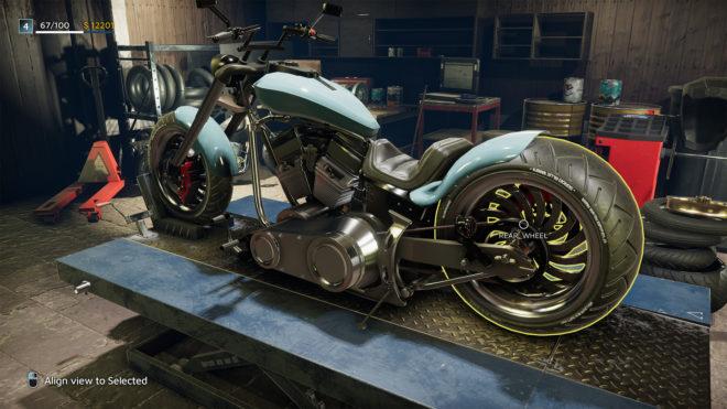 Motorcycle Mechanic Simulator 2021