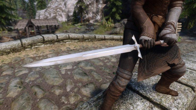 Лучшие моды на оружие для Skyrim
