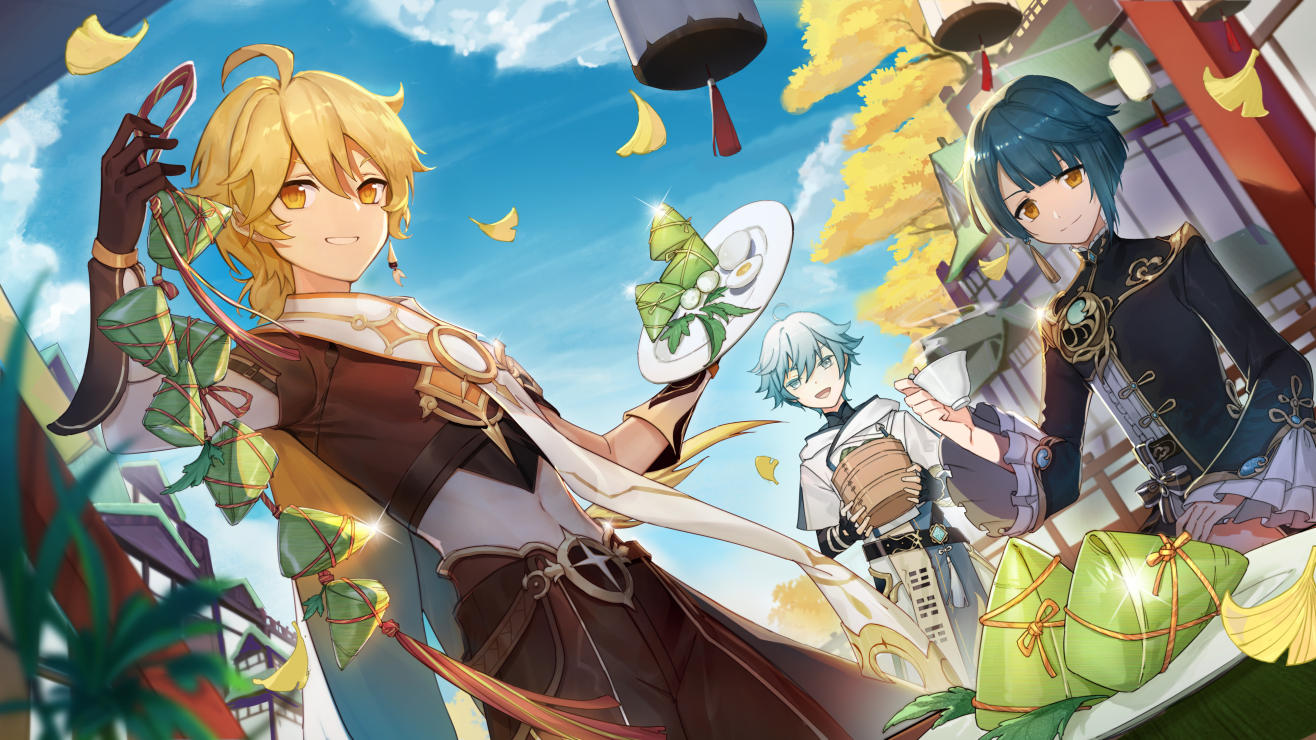 Genshin Impact: гайд по персонажам