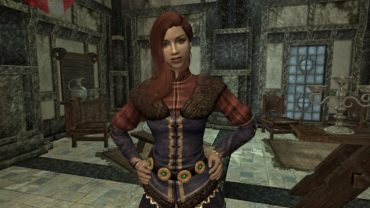 Лучшие моды на одежду для Skyrim
