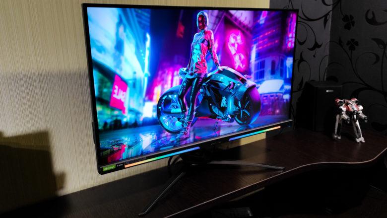 Обзор игрового монитора Acer Predator XB3