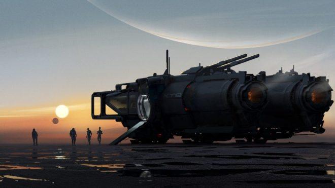 The Next Mass Effect