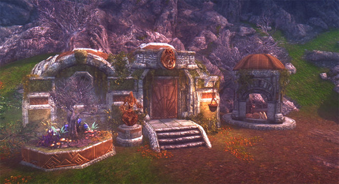 Bluthanch – Tiny Dwemer Home